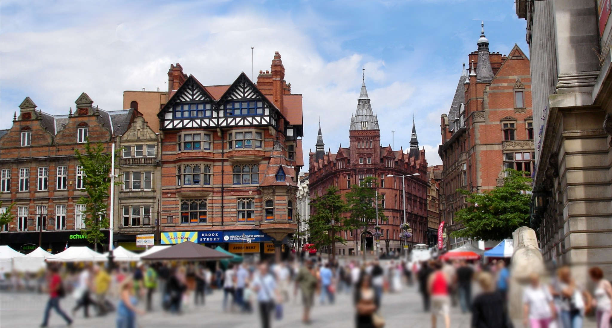 Why Invest In Nottingham